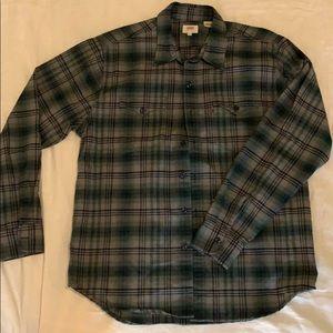 Levi's Men's Flannel - Medium